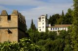 Generalife from the Alhambra