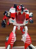 Robot Mode without Weapon