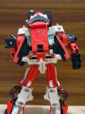 Robot Mode Rear View