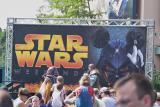 Star Wars weekend stage
