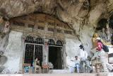 Entrance to Tham Phum Cave