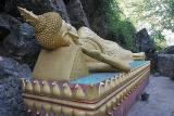 Reclining Budda at Phu Si