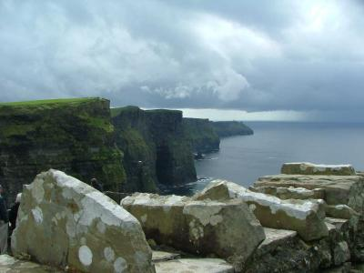 Clearing at Moher