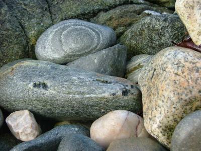 Dolphin Beach Rocks