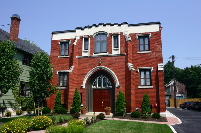 Assembly Hall Open Brethren Church