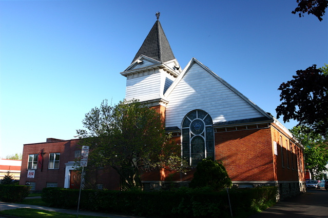 South Park Methodist Church