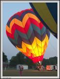 Balloons - Anderson County Freedom Festival Aloft 2005