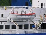 Queen of Prince Rupert life boat