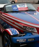Kinky Campaign Vehicle
