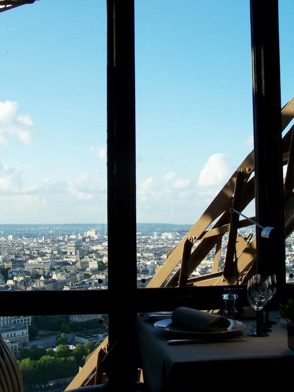 View from the Jules Verne