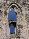 Window within a Window - Remains of Ancient Church