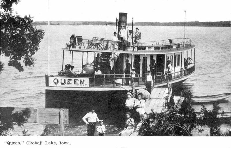 Queen 1909