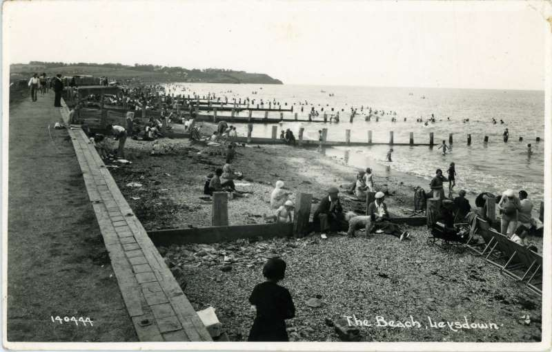 The Beach, Leysdown