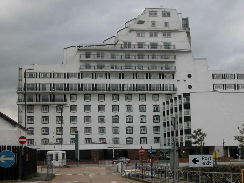 Hotel at Folkestone