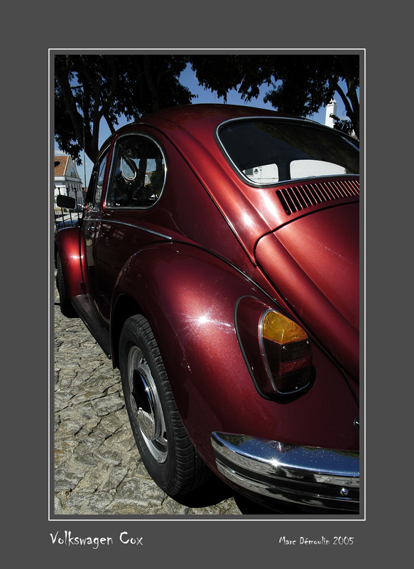 VOLKSWAGEN Cox Evora - Portugal