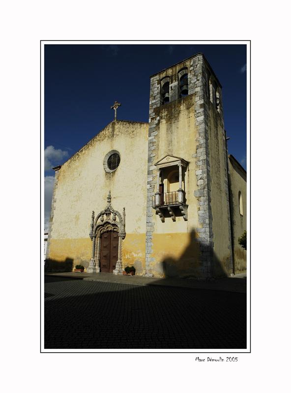 Mouras church