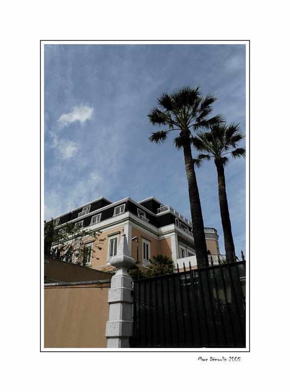 Lisboa, the Lapa palace