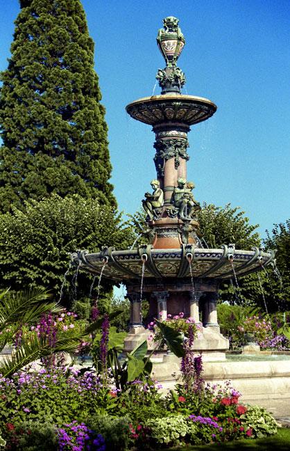 Fontaine de lHôtel de Ville