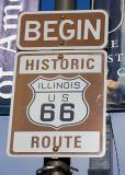 The Beginning Sign
