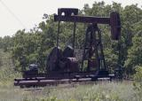 Rusty Old Oil Well Still Works