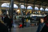 Leaving Paris for Belgium
