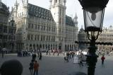 The main square in Brussels