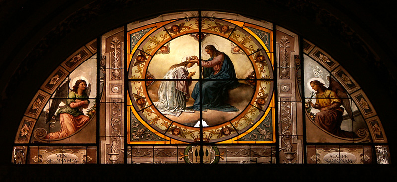 Stained Glass by Roger Wilmot