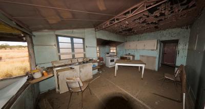 _dsc8945 landscape interior kitchen Bells outstation moorinya wideangle