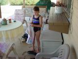 niece Haley Rae