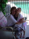 Pennie and Haley Rae