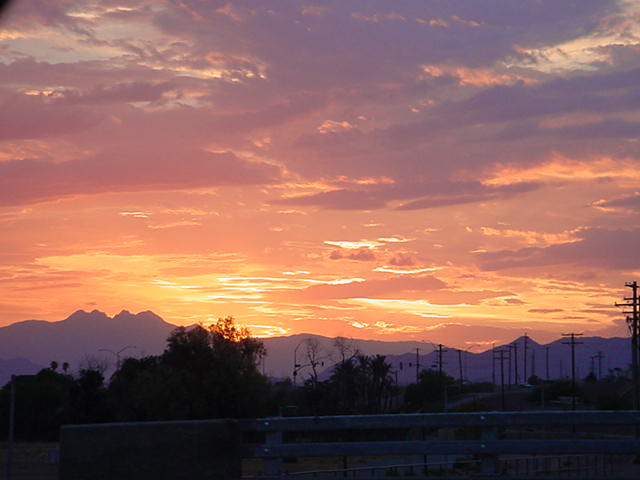 Scottsdale / Mesa Arizona<br>July 18, 2003 0537 AM