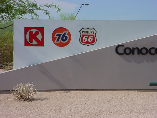 OK Circle K Union 76 <br>and Phillips 66 in Tempe