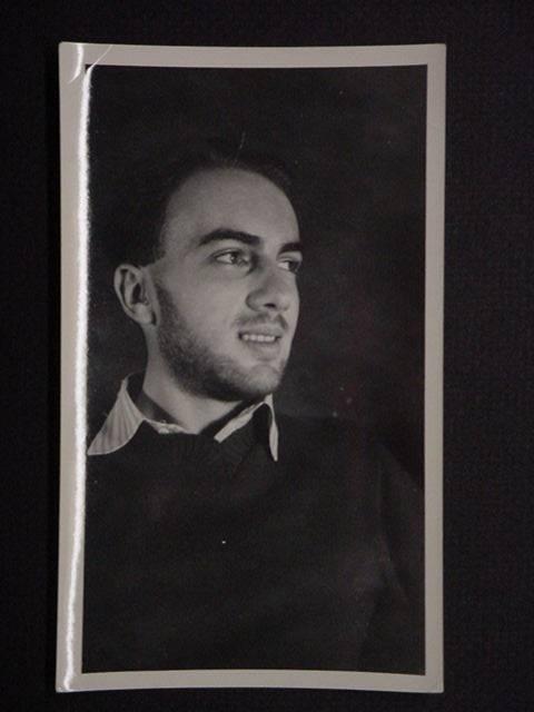 Milton Elwyn Knapp<br>my dad born 1923