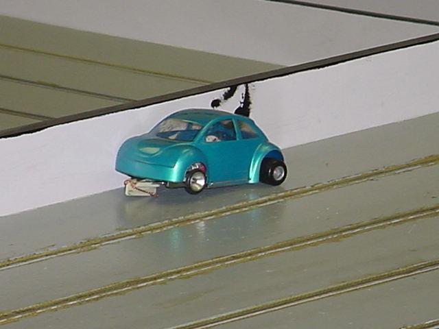 racing fast VW slotcar
