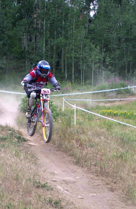 Mountain Bike Racing in Aspen