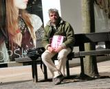 Trying to sell the Big Issue