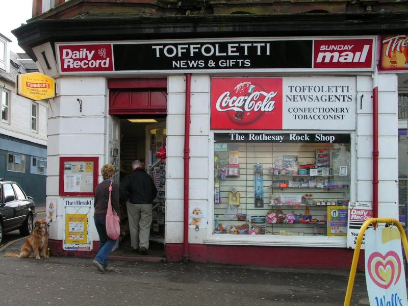 TOFFOLETTI Newsagent