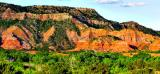 Palo Duro State Park - Late Afternoon