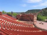 The Palo Duro Canyon Ampitheater