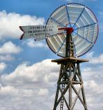 Wooden Windmill By Axtel Mfc