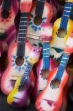 Souvenir guitars