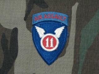 11th Air Assualt