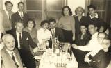 1956 - Malka and Norbert Bernthal's Wedding