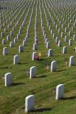 136,800 buried here, 113,000 vets