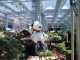 Camp Snoopy in Mall of America