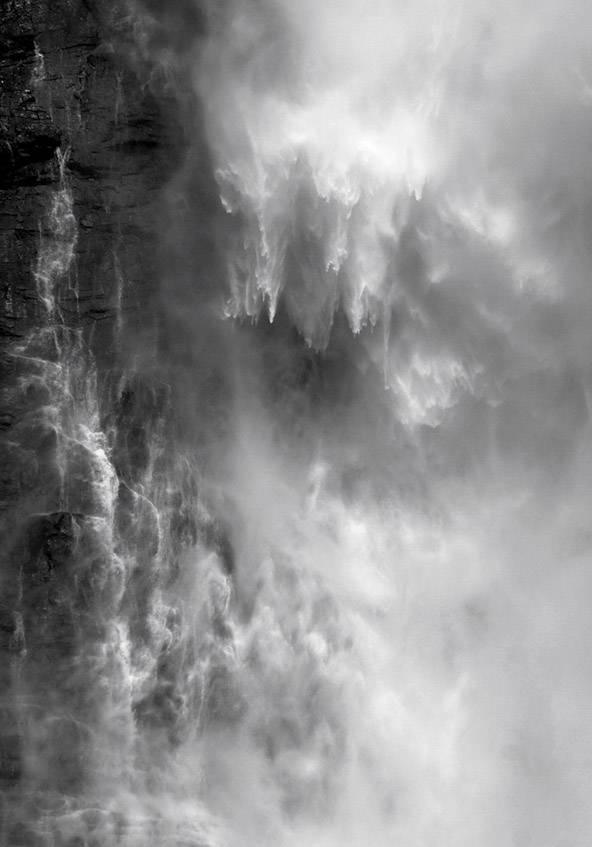 Takakkaw Falls, B.C., Canada