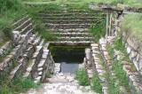 Well inside the brindAvanam