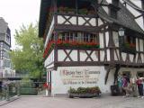 Strasbourg  - Petite France - Maison des Tanneurs