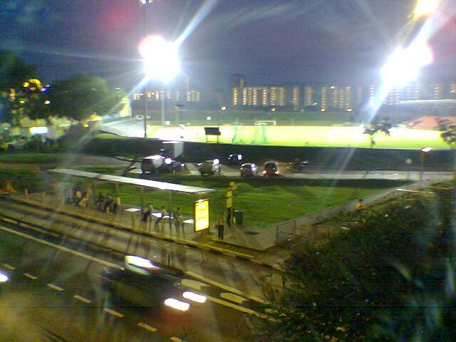 Clementi Stadium