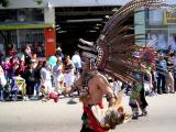 Incan dancers